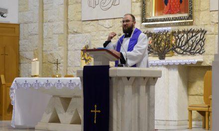 Drugie spotkanie Męskiej Modlitwy w Wołominie