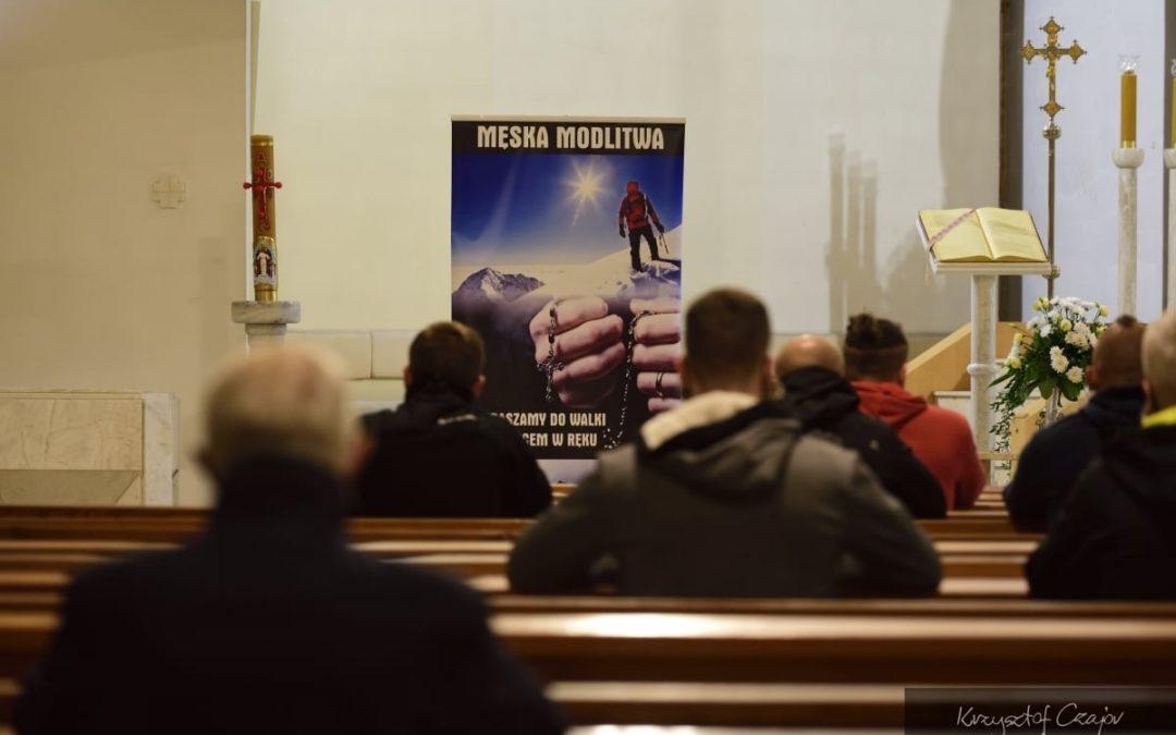 Relacja z Męskiej Modlitwy w Opolu – Wrzesień 2020