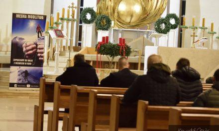 Relacja ze spotkań Męskiej Modlitwy