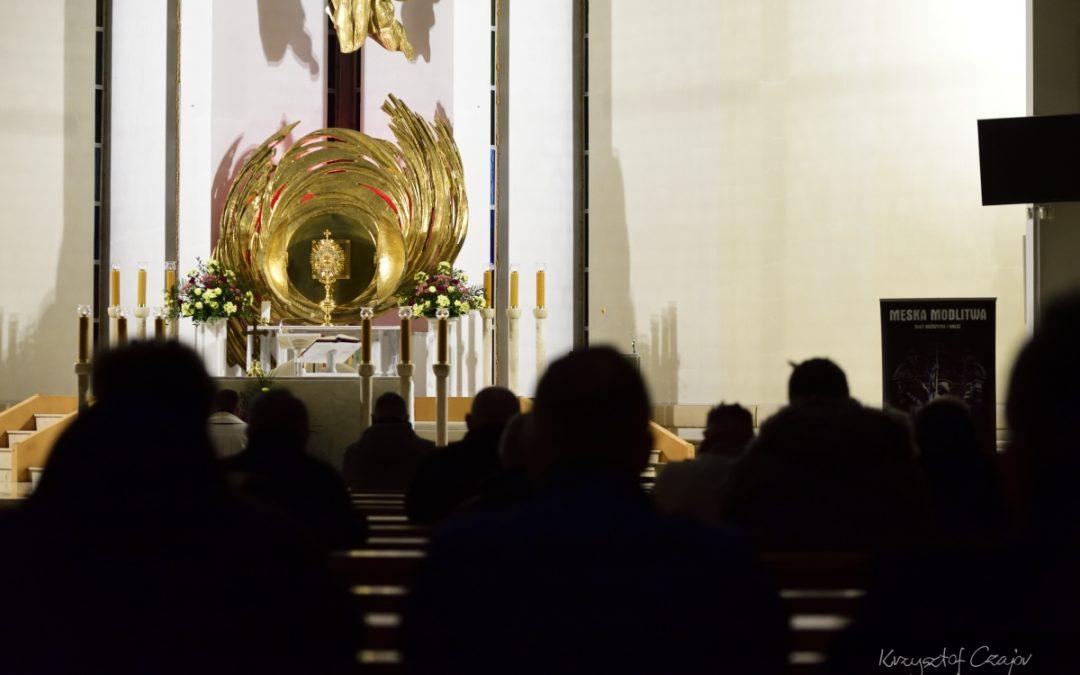 Męska Modlitwa w Opolu – Relacja i zdjęcia luty 2021