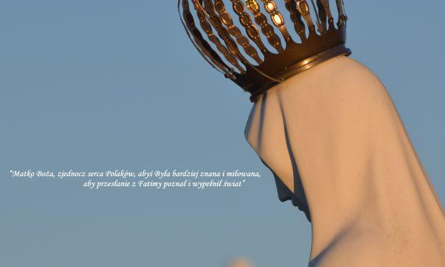 Peregrynacja Figury Matki Boskiej Fatimskiej w Opolu